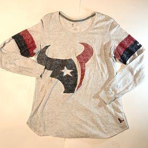 Nike WMNS XXL Texans 3/4 Shirt